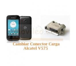 Cambiar Conector Carga Alcatel V575 - Imagen 1