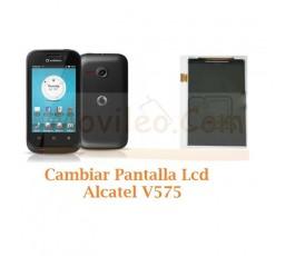 Cambiar Pantalla Lcd Alcatel V575 - Imagen 1