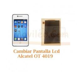 Cambiar Pantalla Lcd Alcatel Fire C OT4019 OT-4019 - Imagen 1