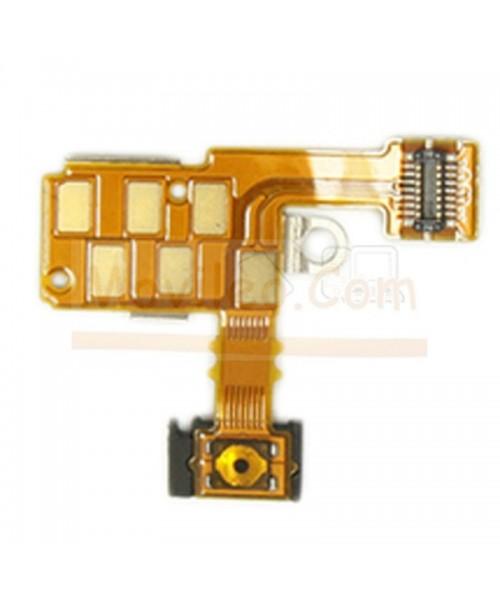 Flex Encendido y Conexion Jack para Sony Xperia Go, St27, St27i - Imagen 1
