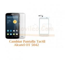 Cambiar Pantalla Tactil Alcatel OT5042 OT-5042 Orange Roya - Imagen 1