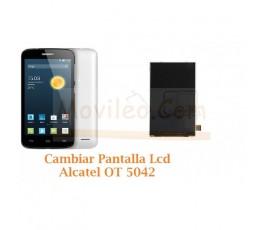 Cambiar Pantalla Lcd Alcatel OT5042 OT-5042 Orange Roya - Imagen 1