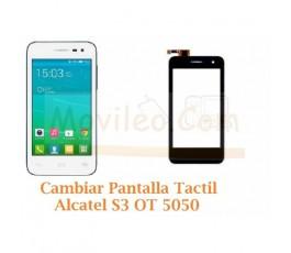 Cambiar Pantalla Tactil Alcatel S3 OT-5050 OT5050 - Imagen 1