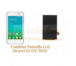 Cambiar Pantalla Lcd Alcatel S3 OT-5050 OT5050 - Imagen 1