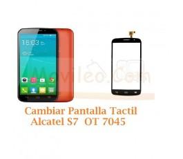 Cambiar Pantalla Tactil Alcatel S7 OT-7045 OT7045 - Imagen 1