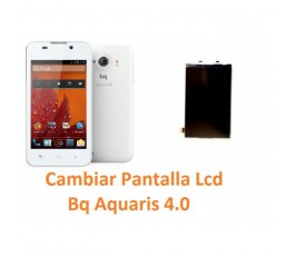 Cambiar Pantalla Lcd Bq Aquaris 4.0 - Imagen 1
