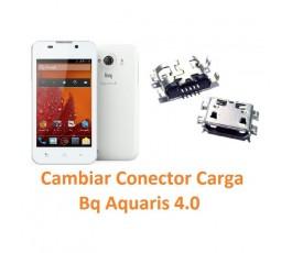 Cambiar Conector Carga Bq Aquaris 4.0 - Imagen 1