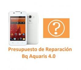 Reparar Bq Aquaris 4.0 - Imagen 1