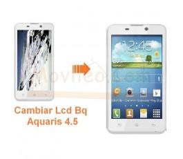Cambiar Pantalla Lcd Bq Aquaris 4.5 - Imagen 1