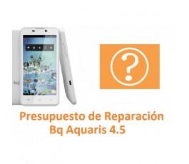 Reparar Bq Aquaris 4.5 - Imagen 1