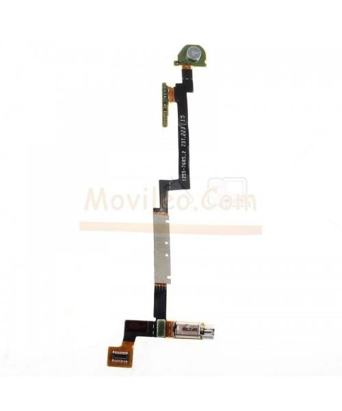 Flex Botones Volumen, Vibrador y Microfono para Sony Xperia Go, St27, St27i - Imagen 1