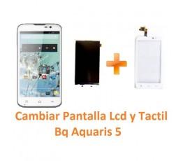 Cambiar Pantalla Táctil y Lcd Bq Aquaris 5 - Imagen 1