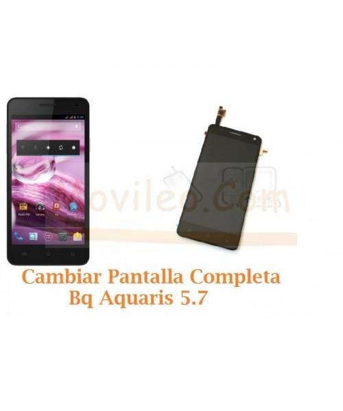 Cambiar Pantalla Completa Bq Aquaris 5.7 - Imagen 1
