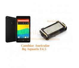 Cambiar Auricular Bq Aquaris E4.5 - Imagen 1