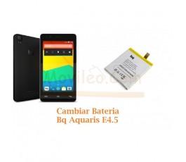 Cambiar Bateria Bq Aquaris E4.5 - Imagen 1