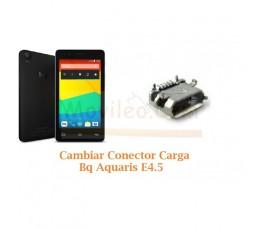 Cambiar Conector Carga Bq Aquaris E4.5 - Imagen 1