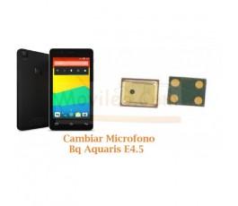 Cambiar Microfono Bq Aquaris E4.5 - Imagen 1