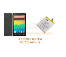 Cambiar Bateria Bq Aquaris E5 HD - Imagen 1