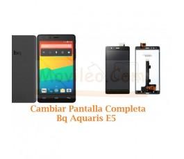 Cambiar Pantalla Completa Bq Aquaris E5 FHD - Imagen 1