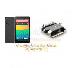 Cambiar Conector Carga Bq Aquaris E5 4G - Imagen 1