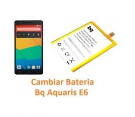 Cambiar Batería Bq Aquaris E6 - Imagen 1