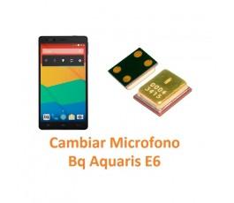 Cambiar Micrófono Bq Aquaris E6 - Imagen 1