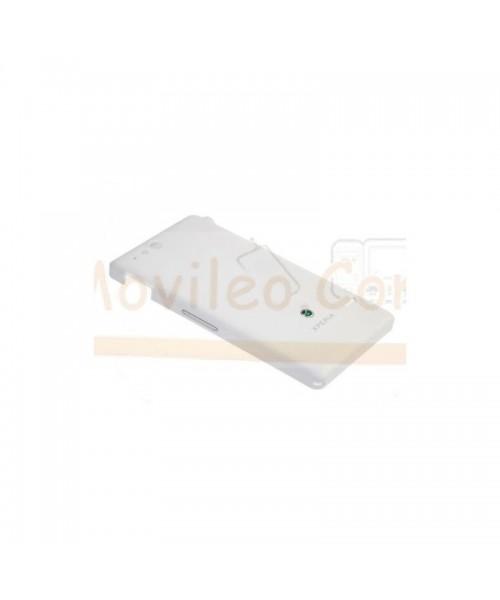 Tapa Trasera Blanca para Sony Xperia Go, St27, St27i - Imagen 1