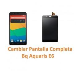 Cambiar Pantalla Completa Bq Aquaris E6 - Imagen 1