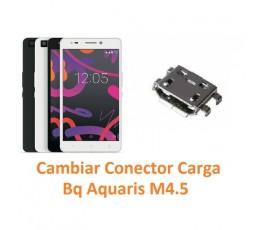 Cambiar Conector Carga Bq Aquaris M4.5 - Imagen 1