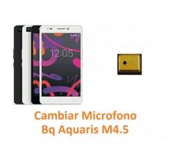 Cambiar Micrófono Bq Aquaris M4.5 - Imagen 1