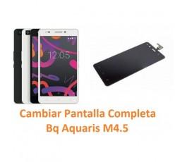 Cambiar Pantalla Completa Bq Aquaris M4.5 - Imagen 1