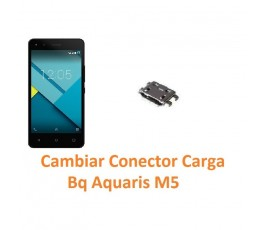 Cambiar Conector Carga Bq Aquaris M5 - Imagen 1