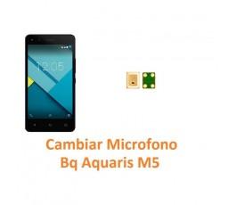 Cambiar Micrófono Bq Aquaris M5 - Imagen 1