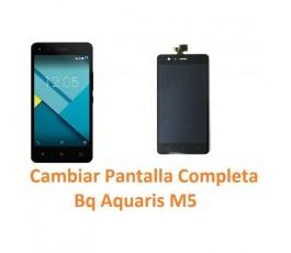 Cambiar Pantalla Completa Bq Aquaris M5 - Imagen 1