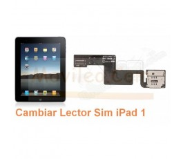 Cambiar Lector Sim iPad-1 - Imagen 1