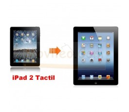 Cambiar Pantalla Tactil(cristal) iPad-2 Blanco - Imagen 1