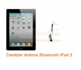 Cambiar Antena Bluetooth en iPad-2 - Imagen 1