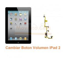 Cambiar Boton Volumen iPad-2 - Imagen 1