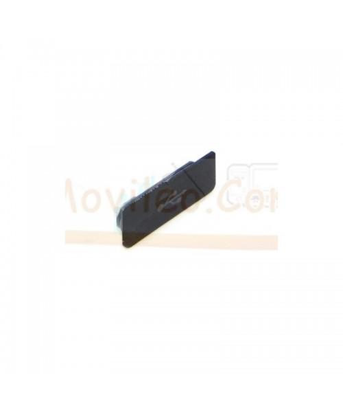 Tapa Negra Micro Usb para Sony Xperia Go, St27, St27i - Imagen 1