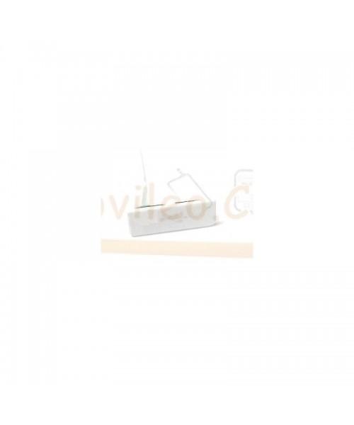 Tapa Blanca Micro Usb para Sony Xperia Go, St27, St27i - Imagen 1