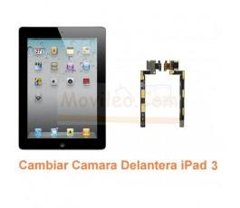 Cambiar Camara Delantera iPad-3 - Imagen 1