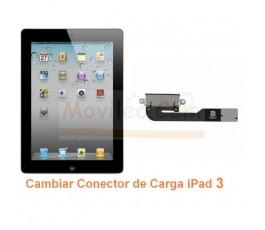 Cambiar Conector de Carga iPad-3 - Imagen 1
