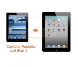 Cambiar Pantalla Lcd Display iPad-3 - Imagen 1