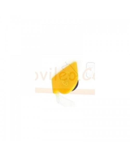 Tapa Amarilla Jack para Sony Xperia Go, St27, St27i - Imagen 1