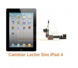 Cambiar Lector Sim iPad 4 - Imagen 1