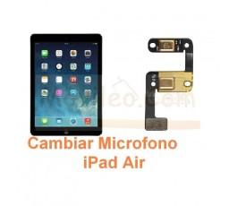 Cambiar Microfono iPad Air - Imagen 1