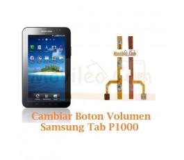 Cambiar Botones Volumen Samsung Tab P1000 - Imagen 1