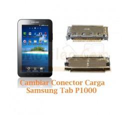 Cambiar Conector Carga Samsung Tab P1000 - Imagen 1
