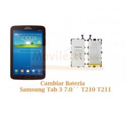 Cambiar Bateria Samsung Tab 3 T210 T211 - Imagen 1