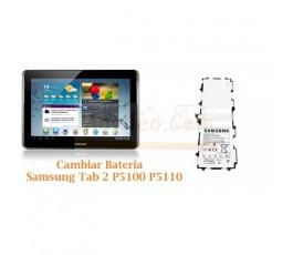Cambiar Bateria Samsung Tab 2 P5100 P5110 - Imagen 1